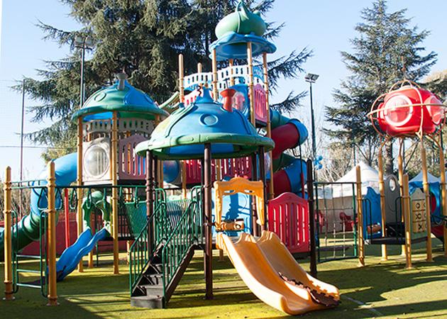 abbastanza GreenIsland - Le Attrazioni – il parco giochi per bambini a Roma  BK33