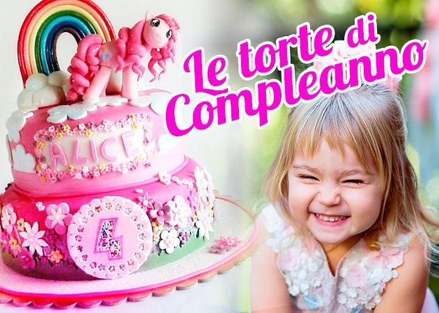 Ben noto GreenIsland - Le torte di compleanno per bambini IP62